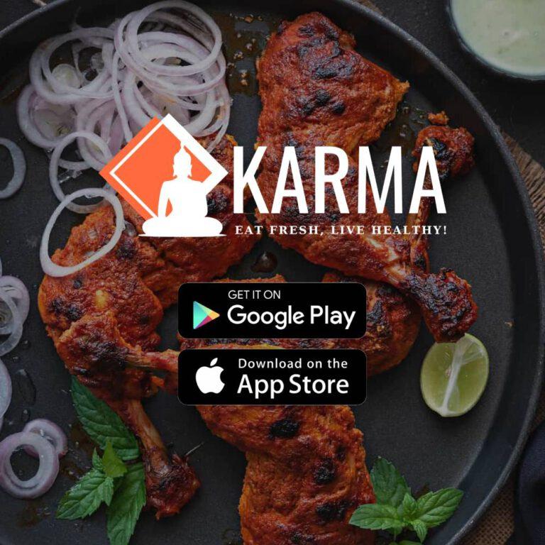Download the Karma app